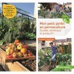 couverture du livre Mon petit jardin en permaculture joseph Chauffrey Terre Vivante