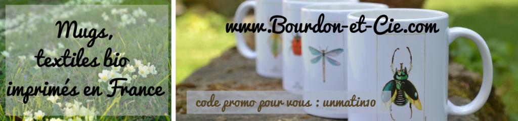 boutique cadeaux et textiles en coton bio pour les fan de nature et de jardinage