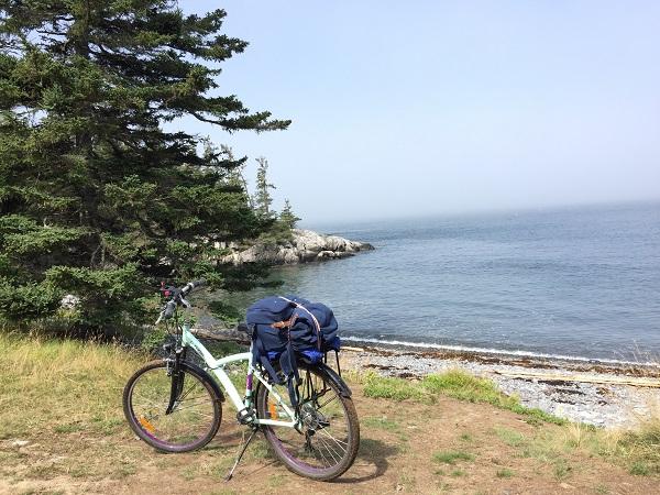 Slowandcute : balade à vélo