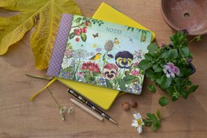 carnets pour le jardin