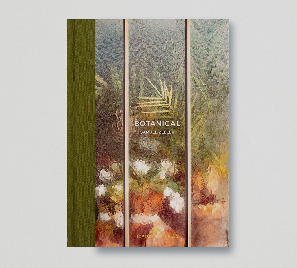 le livre Botanical de Samuel Zeller