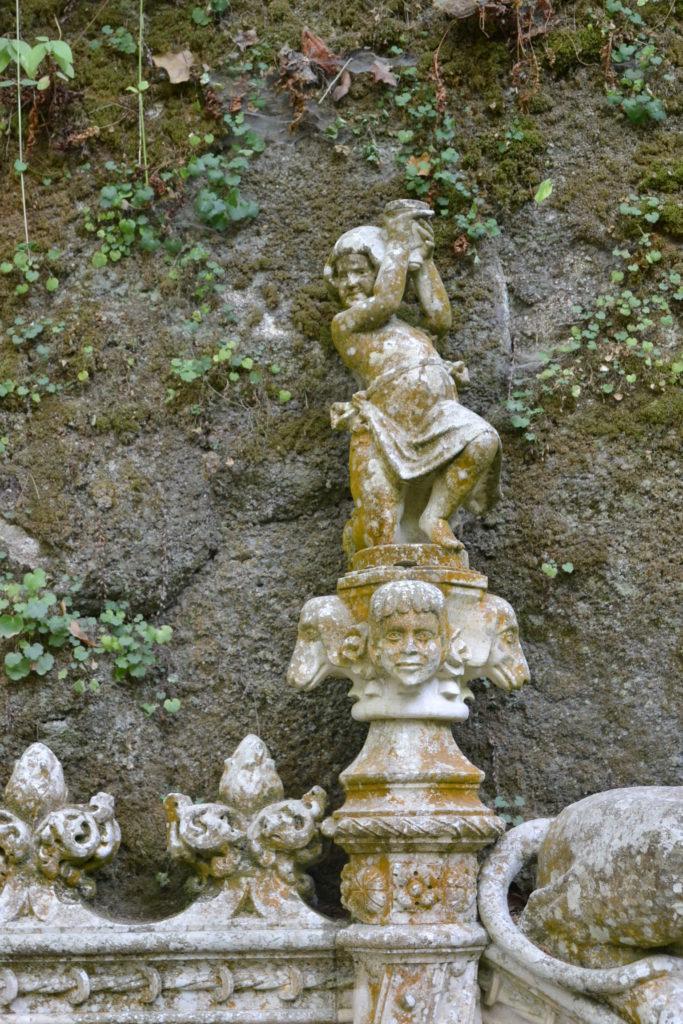 statue romantique à la Regaleiria