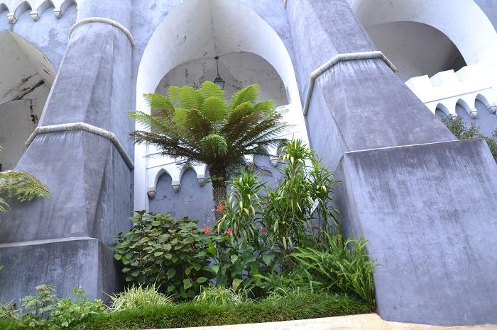 Palacio da Pena - entrée