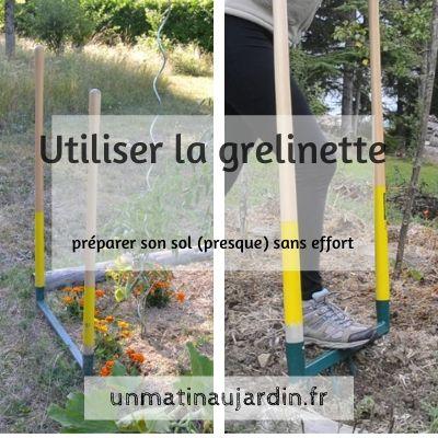 Bien préparer un sol lourd et argileux : la grelinette