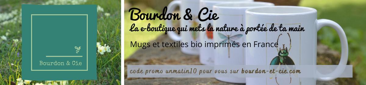 eshop de accessoires, vêtements bio et déco nature imprimé en France